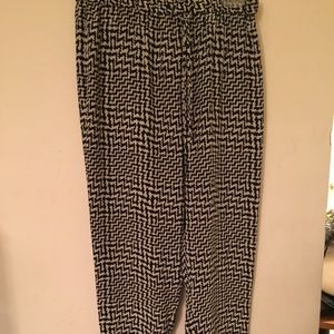 RAG AND BONE SILK PANTS