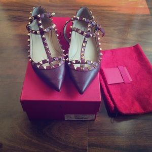 Valentino Shoes - Rubin authentic Valentino Rock studs 38