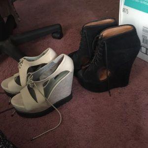 Shoes - platform bundle