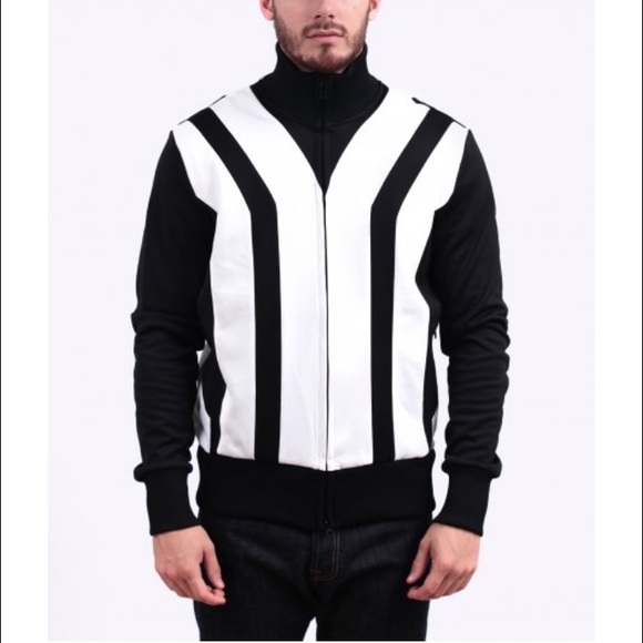 competitive price b8603 7f702 Adidas Y3 MENS black   white track suit