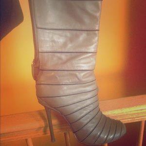 L.A.M.B. Knee High Boots