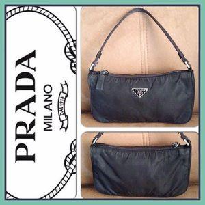 prada brown leather bag - 69% off Prada Handbags - Prada Handbags Nylon Quilted Tessuto ...
