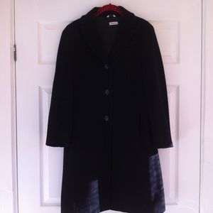 Max & Co. Jackets & Blazers - MAX & Co. - Black Coat.