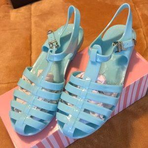 Women's jelly sandal BRAND NEW
