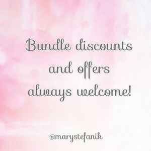 Bundles and Offers!!! Yes please!