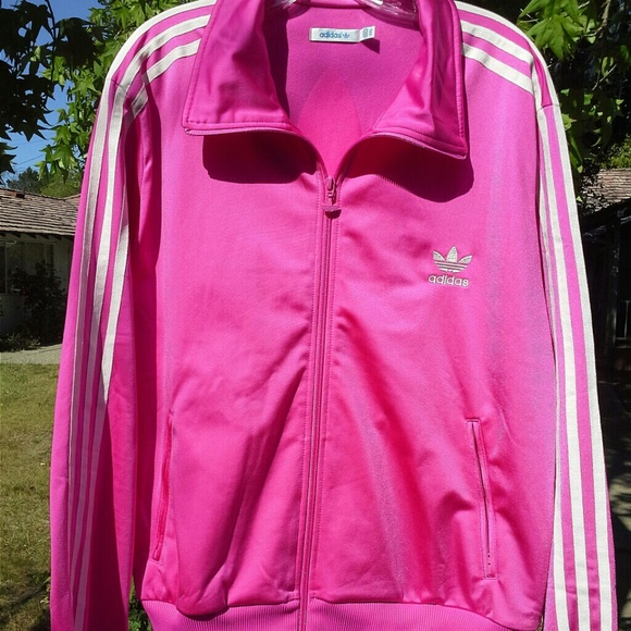 b052d2ece308 Buy adidas pink track jacket   OFF78% Discounted