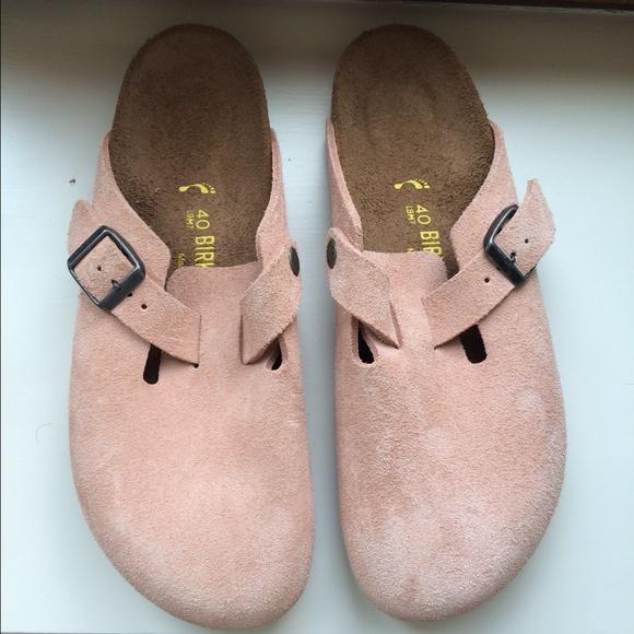 f1036888ed16 Birkenstock Shoes - Light pink Birkenstocks