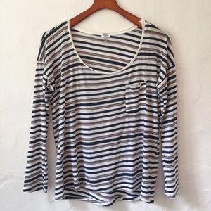 Splendid striped shirt
