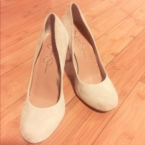 SALE Jessica Simpson Suede Pumps