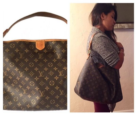 Louis Vuitton Handbags - LOUIS VUITTON DELIGHTFUL GM MONOGRAM CANVAS 62a4f81e3