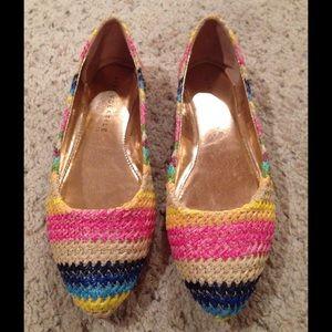 Multicolor Flats