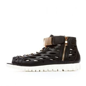 Jeffrey Campbell Shoes - Jeffrey Campbell leather sandal sneaker