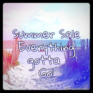 Other - Everything is on sale
