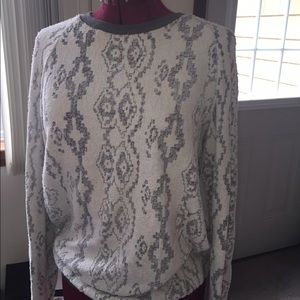 Urban Outfitters Aztec print sweater