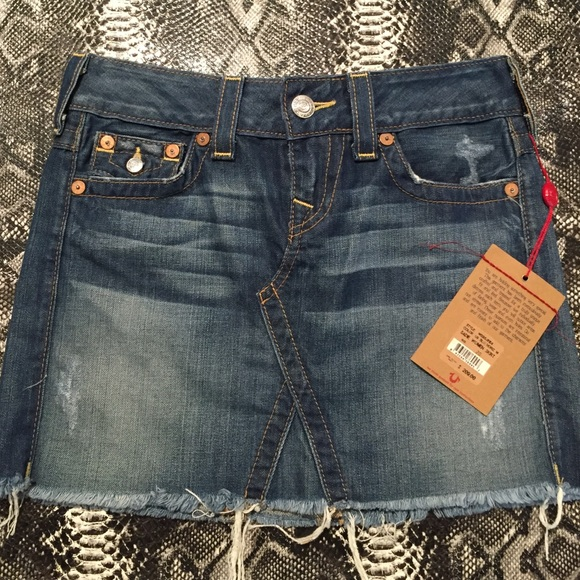 76 true religion dresses skirts authentic true