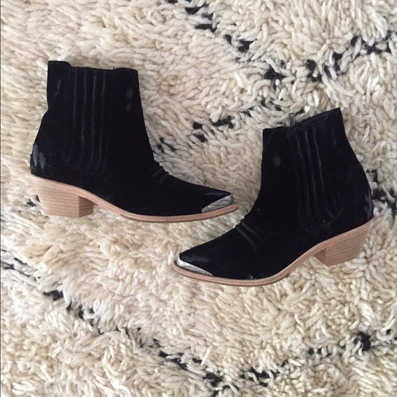 64% off Free People Shoes - Free People Barbary Boot size 38 Euro ...