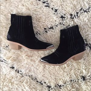 Free People Barbary Boot size 38 Euro/7.5-8 US