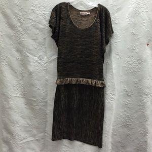 See by Chloé animal print dress