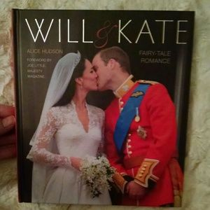 Other - Full color page Will & Kate Book!