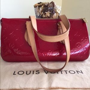 Authentic Louis Vuitton Rosewood Avenue Bag