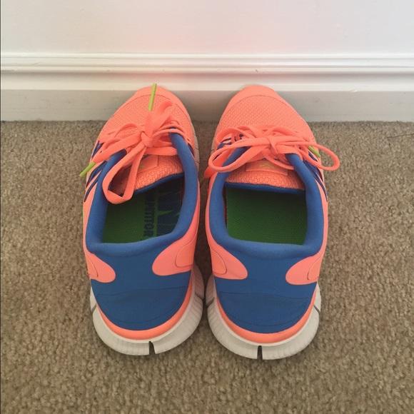 Nike Shoes - Nike Free 5.0+ WOMEN's, sz 9