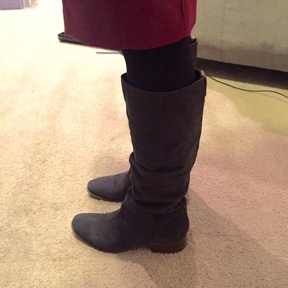 Steve Madden Shoes - Steven Madden Ponderosa slouchy boot, sz 8.5-9