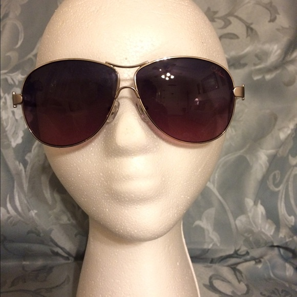 78d53038c2c4 Cole Haan Accessories | Aviator Sunglasses C678 Blue Purple | Poshmark