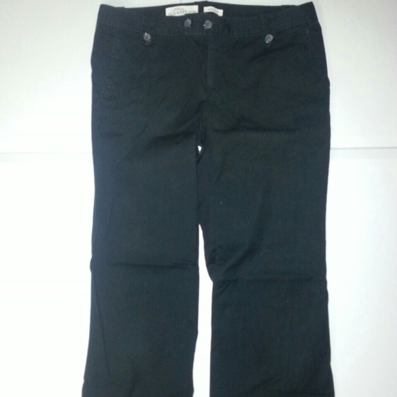 Cool Dockers Navy The Khaki Slim Tapered Pants In Blue For Men Navy