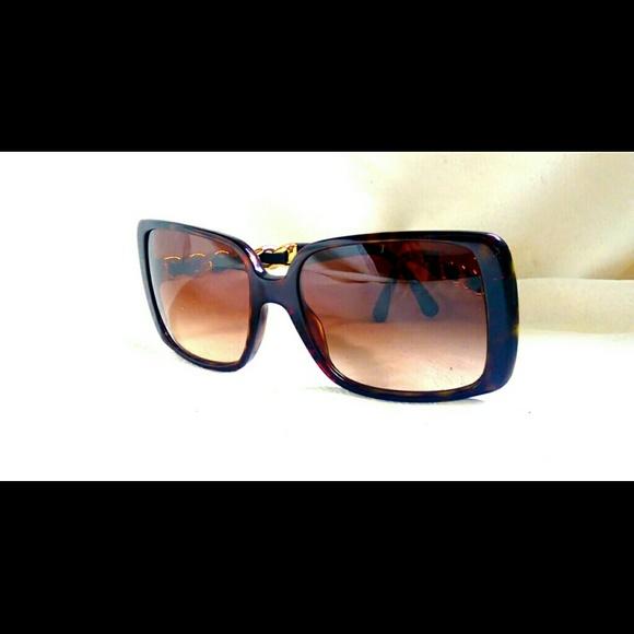 Classic Chanel Sunglasses Chanel Chain Sunglasses