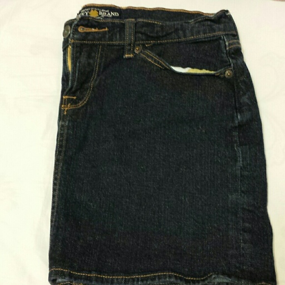 88 lucky brand dresses skirts lucky brand denim