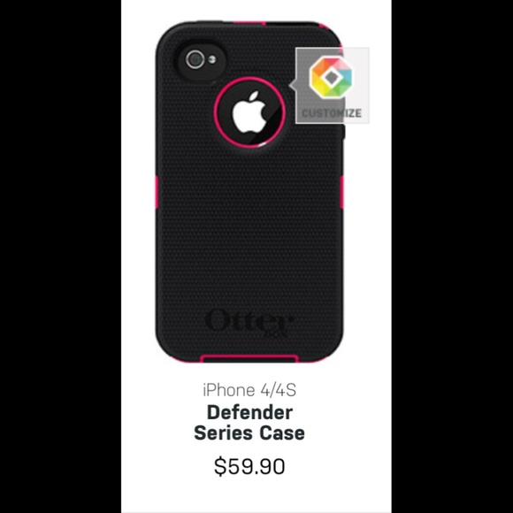 how to get otterbox defender case open iphone 4