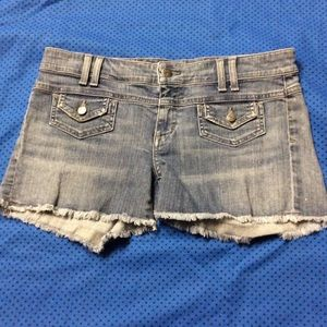 Citizens of Humanity Denim Cut off shorts