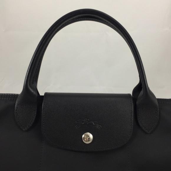 Longchamp Neo Black