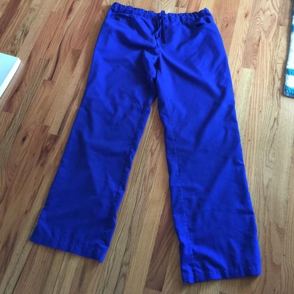 3a78ee35707 Grey's Anatomy Pants - Grey's Anatomy Tall royal/galaxy blue scrub pants