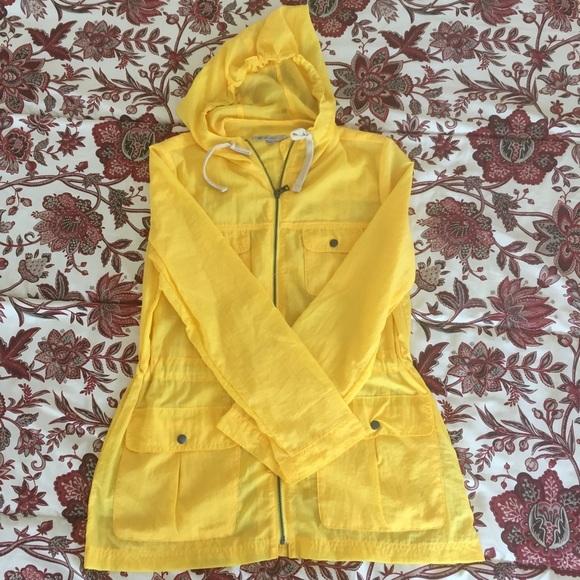 81% off GAP Outerwear - Gap extra light weight rain jacket. from ...