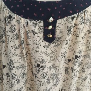 Anthropologie Corey Lynn Calter dress 4 steampunk