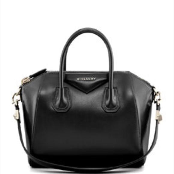 Givenchy medium Antigona rubber effect bag c3b5c3e05fd7e