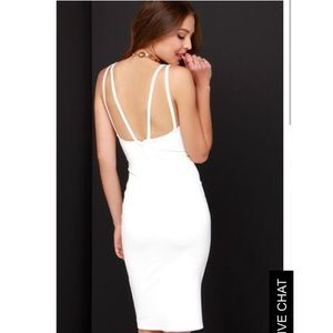 44 off lulu 39 s dresses skirts gracefully yours ivory for Online stores like lulus