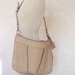 Reed Krakoff  Handbags - Reed Krakoff Biscuit Leather Messenger Bag NWOT