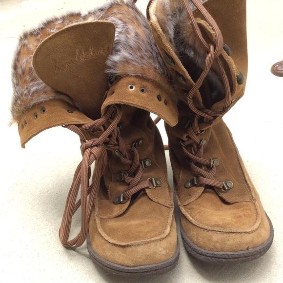 774a08d17bb5b Sam Edelman Mariela weather fur boots. M 55789790a3a01f555c001907