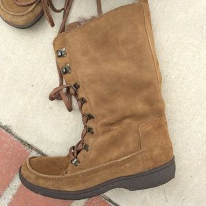 2ea9d552c960b Sam Edelman Shoes - Sam Edelman Mariela weather fur boots
