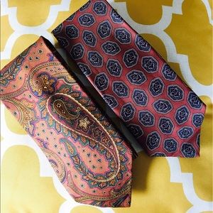 Gant Other - Two Gant men's ties.