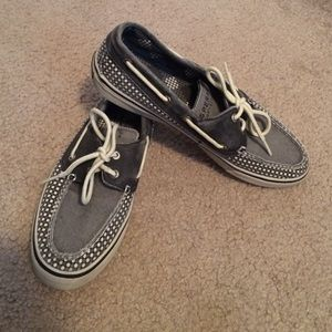 Sperry Top-Sider boat shoes