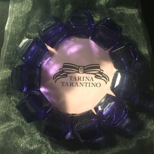 Tarina Tarantino Jewelry - Tarina Tarantino Purple Lucite Bracelet