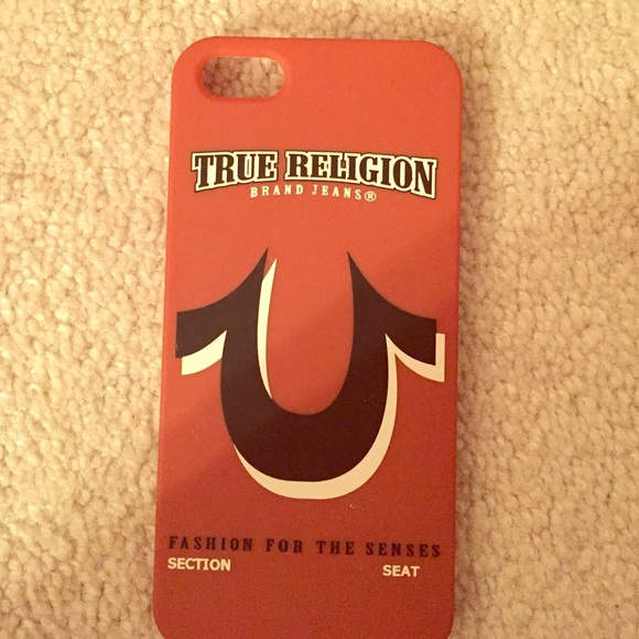 Jeans True Religion iphone case