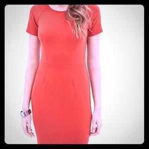 Forever 21 Dresses & Skirts - Forever 21 Orange Dress
