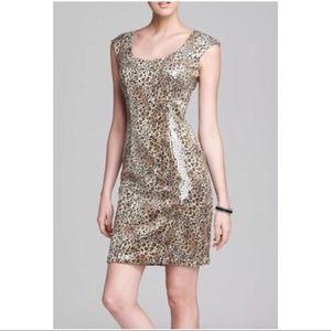 Sue Wong Dresses & Skirts - SUE WONG Leopard Print Party Dress ~ NWT