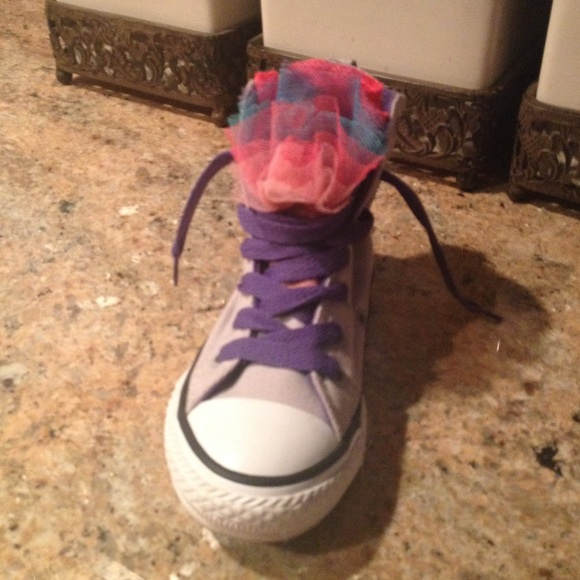 Toddler Girls Converse - size 11 ae143e6ab