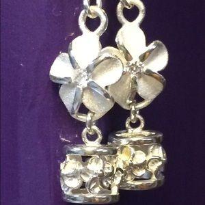 Jewelry - Plumeria earrings