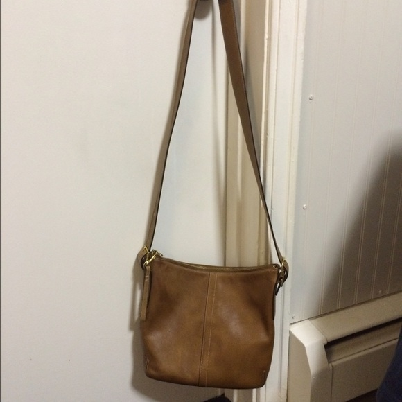 2c1ff8ee0d59 ... Shoulder Hobo B Sold on eBay Coach Brown Leather Hobo Bag 9328 ...